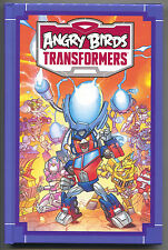 Angry Birds Transformers Age Of Eggstinction HC IDW 2015 NM NEW 1 2 3 4