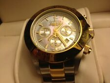INVICTA #0784 SPEEDWAY SWISS DUBOIS DEPRAZ 57 JEWEL CHRONOGRAPH LE 100 MADE
