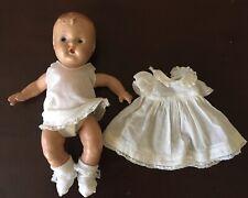 Antique 11� Vintage Composition Doll
