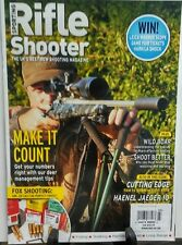 Rifle Shooter Magazine Issue 010 Make it Count FREE SHIPPING