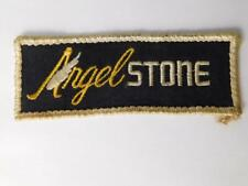ANGELSTONE EQUESTRIAN PARK ONTARIO VINTAGE PATCH BADGE GRAND PRIX HORSE JUMPING