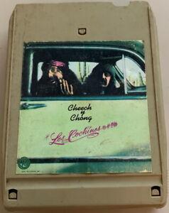 "8 Track Cassette! Cheech & Chong ""Los Cochinos"" 1973 Sgt Stadanko Pedro & Man +"