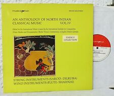Anthology of North Indian Classical Music vol. IV 4 UNESCO LP Inde India