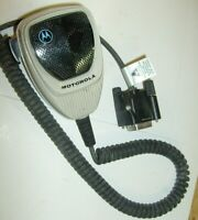 Motorola HMN model 1090A Microphone Used