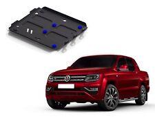 Unterfahrschutz Kühler + Motorschutz aus Stahl für VW Amarok ab 2010