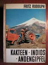 LKW S 4000 - DDR-Anden Feuerland Expedition 1961/62 Kakteen Indios Andengipfel 1
