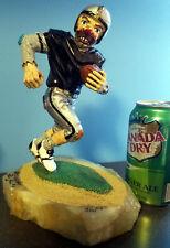 "Vintage 1987 Ron Lee Clown ""RAIDERS BULLDOG"" #484 Sculpture - Hand Signed RARE"