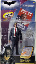 Coin Blast Two-Face Batman The Dark Knight 2007 Action Figure Mattel NIB