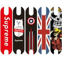 For MI Mijia M365 Scooter Pedal Footboard Sandpaper Protective Skate Stickers