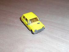 MAJORETTE France 1/55  Renault 5 JAUNE n°257 VGC TBE Vintage Toy