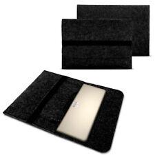 """Notebook Sleeve Hülle für 17"""" 17.3 Zoll Tasche Ultrabook Laptop Filz Cover Case"""