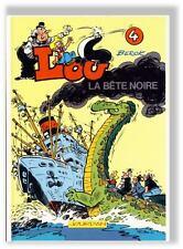 Lou 4 La Bete Noire Berck  editions Jourdan