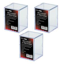 Ultra Pro Torre de Hielo caja de cubierta de acrílico hecho a mano el nuevo estándar en el almacenamiento seguro