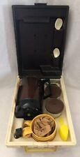 COMPLETE Coffee Maker Travel Kit Empire Kar N Home 12V DC and 120V AC Vintage #