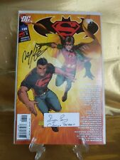 Superman / Batman #26 ~ NEAR MINT NM ~ (2006, DC Comics) signed