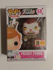 Freddy Funko SE (Pennywise) w/ soft protector Mint! (read description)