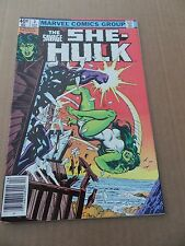 Savage She-Hulk 3  .  Marvel  1980  -      VF