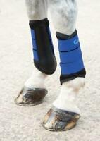 Shires Arma Air Motion Brushing Boots in Royal Blue, Horse Boots