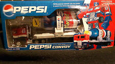 Transformers Optimus Prime PEPSI TWIST CONVOY Special Edition Complete in box as