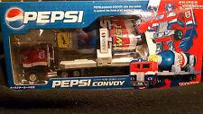 Transformers Optimus Prime Pepsi Twist convoi édition spéciale complet en boîte