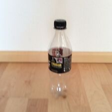 1 PET Flasche Coca Cola Zero (0,5 l, leer) Panini Sonderedition Fußball WM 2018