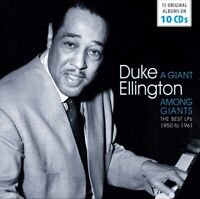 DUKE ELLINGTON - ELLINGTON,A GIANT AMONG GIANTS  10 CD NEW!