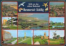 BG9846 nordseeheilbad horumersiel schillig windmill  germany