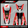 HONDA TRIM KIT CR CRF 85 125 150 250 450 MOTOCROSS GRAPHICS MX GRAPHICS