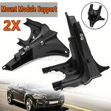 2PC Front Lower Bumper Bracket Fender Mount Front L+R for BMW E70 X5 E71 E72 X6