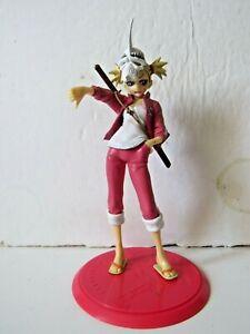 Japanese Anime Bleach Sarugaki Hiyori 1/8 PVC Figure Alpha Omega From Japan