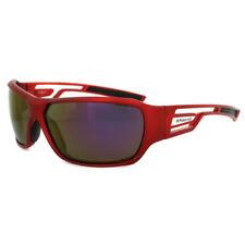 Occhiali da sole da uomo con lenti in rosso 100% UV dalla Spagna