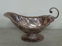 Vintage 1847 Rogers Bros. Gravy / Sauce Boat 9313 Silverplate