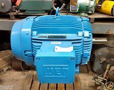 WEG 3Ph, 208-230/460, 885 RPM. Fr 364/5T, TEFC-XP, 30 Horsepower Motor NEW!!!