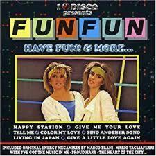 I LOVE FUN FUN-CD