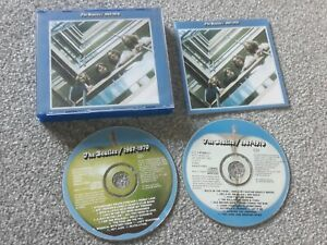THE BEATLES - 1967 - 1970 digitally remastered double cd album