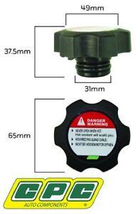 CPC RADIATOR CAP FOR HOLDEN COMMODORE VZ ALLOYTEC LY7 LE0 3.6L V6