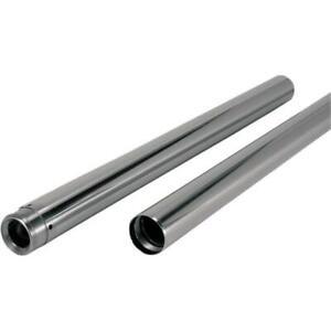 Custom Cycle Hard Chrome Fork Tubes - T2002HC