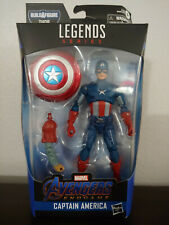 "CAPTAIN AMERICA Marvel Legends Series 6"" Action Figure Fat Thor BAF Avengers"