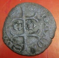 Crusader cross, Medieval, Europe, denar, Ladislaus V - 1440-1457 K-P
