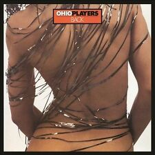 Back by Ohio Players CD Funk Soul Rock The House Sweat Get the Good Part