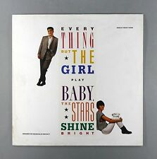 """Everything But The Girl - Baby, The Stars Shine Bright - NM - 12"""" Vinyl LP"""