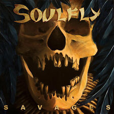 Soulfly – Savages Vinyl 2LP Inc Gatefold and Poster NEW 180gm