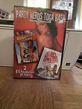 Party Nerds Toga Bash Double Feature: Assault of the Party Nerds  (DVD) OOP DVD