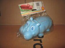 LEDRA PLASTIC LEDRAPLASTIC rubber toys GOMMA goma IPPOPOTAMO HIPPO hyppo hippa