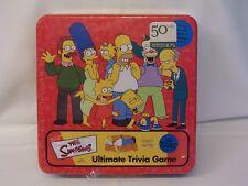 Simpson Rare Ultimate Trivia Game