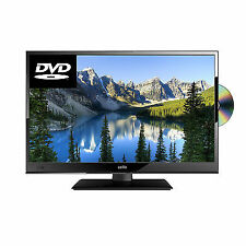 "Cello 16"" 12V Freeview Built-in DVD Player HD Ready LED TV - Black (C16230FT2)"
