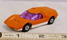 MATCHBOX SUPERFAST MAZDA XL 500 CAR IN ORANGE NO. 66