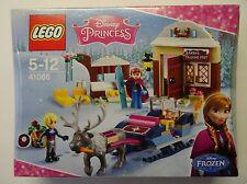 Lego Disney Princess - 41066 -La Reine des Neiges Le Traineau d'Anna et Kristoff
