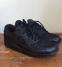 Nike Air Max 90 Triple Black Men's Size 9