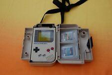 Vintage Nintendo Game Boy c/w Carrying Case & 2 Games